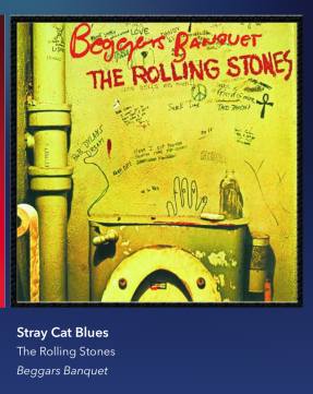 Stray Cat Blues, The Rolling Stones